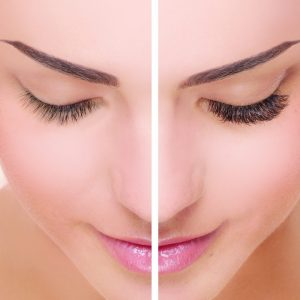 Michelle_Closed_Before and After_Xtreme Lashes