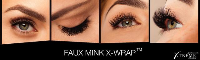 Esempi X-Wrap™ di Xtreme Lashes